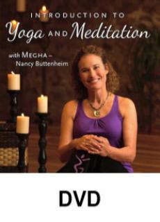 Into to Yoga and Meditation front